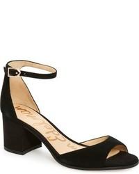 Sam Edelman Susie Dorsay Ankle Strap Sandal