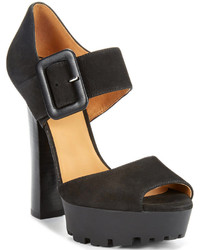 Nine West Skyler High Heel Platform Sandals