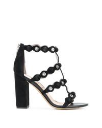 Sam Edelman Strappy Eyelets Sandals