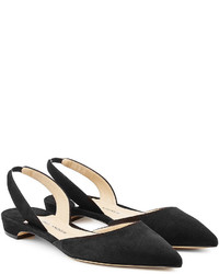 Paul Andrew Suede Sling Backs