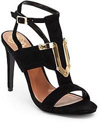Vince Camuto Florin Suede High Heel Sandals