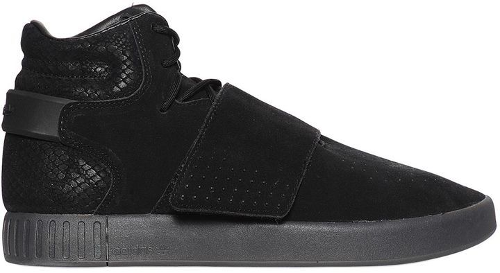 Adidas Suede High Tops Womens