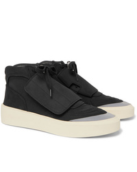 Fear Of God Brushed Suede High Top Sneakers