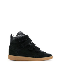 Isabel Marant High Platform Sneakers