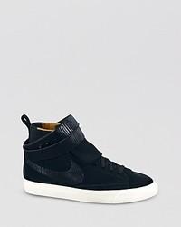Nike High Top Sneakers Blazer Twist Suede