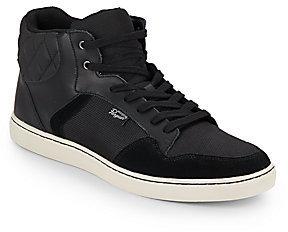 Original Penguin Roy High Top Sneakers