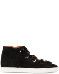 Suede serena high top sneaker medium 3732412