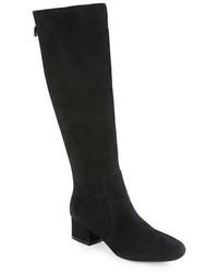 Anne Klein Camden Suede Knee High Boots