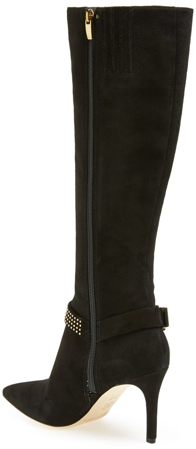 7088287f629 Via Spiga Cinda Studded Knee High Boot Narrow Calf