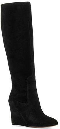 ae7ef401e0c ... Nine West Heartset Wedge Knee High Boots
