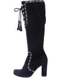 Dolce & Gabbana Knee High Boots