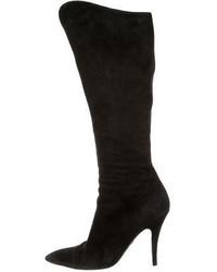 Roberto Cavalli Knee High Boots