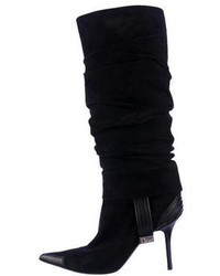Christian Dior Knee High Boots