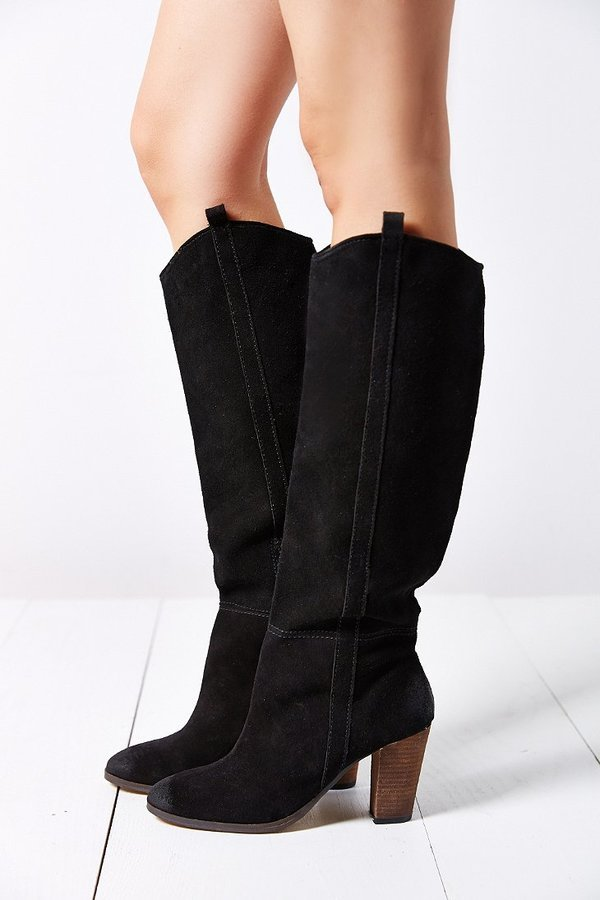 Dolce Vita Myste Suede Tall Boot, $160