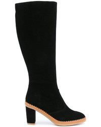 See by chlo knee high boots medium 4394824