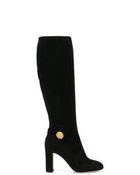 Dolce & Gabbana Vally Mid Calf Boots