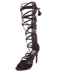Zoneide suede gladiator sandals medium 241828