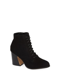 Kensie Smith Lace Up Bootie