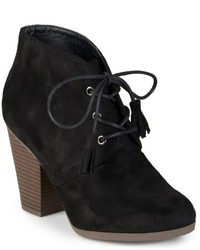 Journee Collection Wen Lace Up Ankle Boots