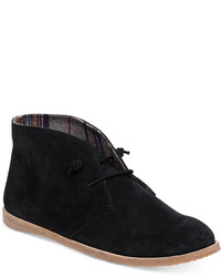 Lucky Brand Ashbee Lace Up Booties Shoes