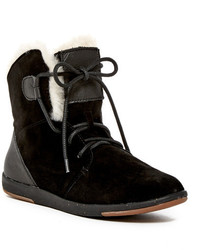 Emu Australia Winton Genuine Fur Lace Up Boot