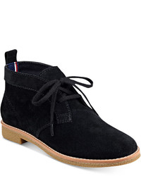 Tommy Hilfiger Blaze Lace Up Oxford Booties