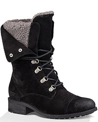 UGG Gradin Deconstructed Shaft Cold Weather Lace Up Boots