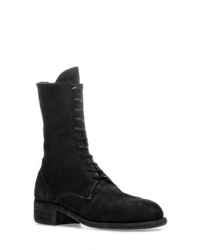 Guidi Lace Up Combat Boot