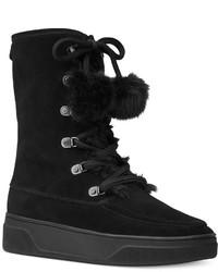 MICHAEL Michael Kors Michl Michl Kors Juno Lace Up Boots