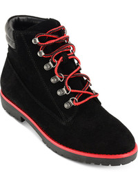 Lauren Ralph Lauren Mikelle Cold Weather Lace Up Booties