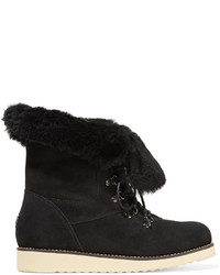 Australia Luxe Collective Yl Shearling Lined Suede Boots