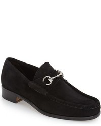 Classic suede moccasin medium 703758