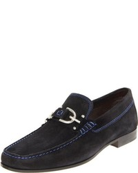 Donald J Pliner Dacio Suede Slip On Loafer