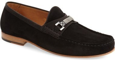 ... Black Suede Loafers Vince Camuto Men's Vince Camuto 'Miguel' ...