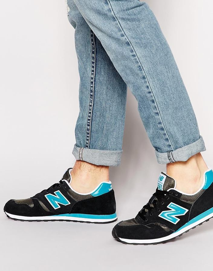 new balance 373 outfit