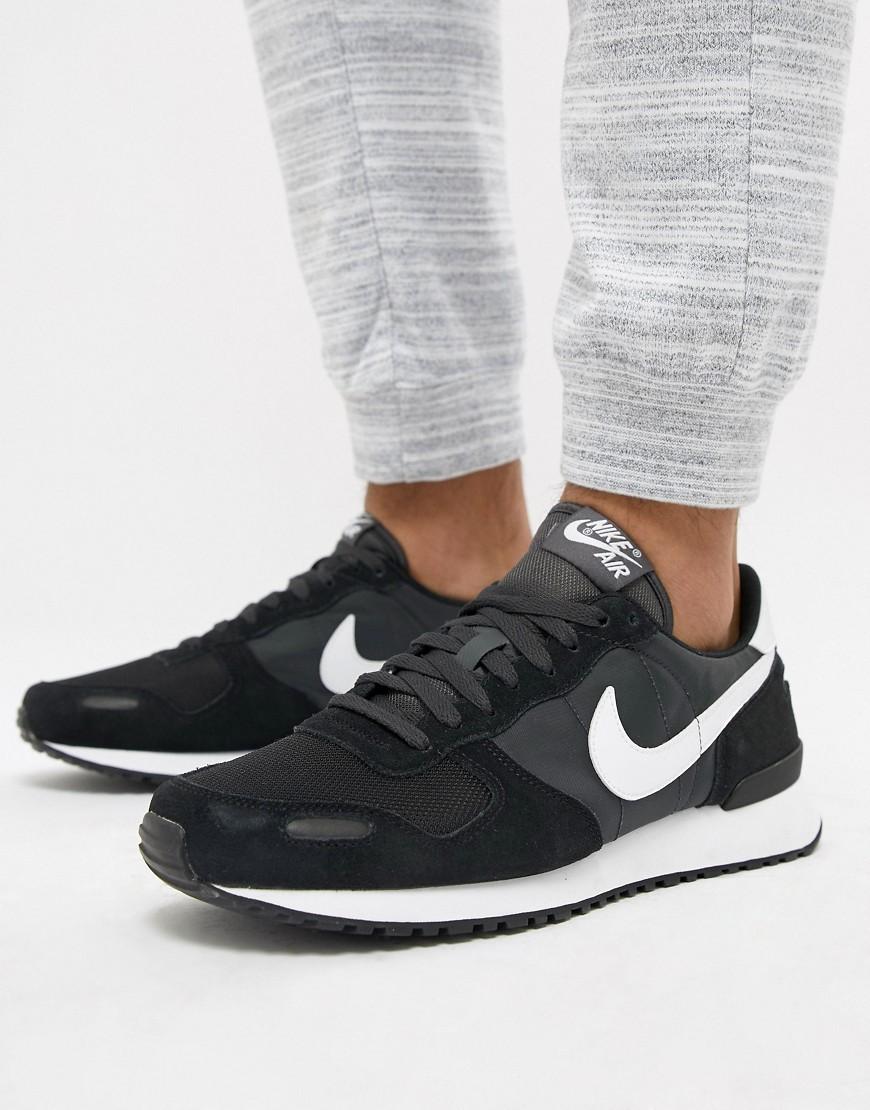 Nike Air Vortex Trainers In Black