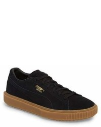 Breaker suede gum low top sneaker medium 6983171
