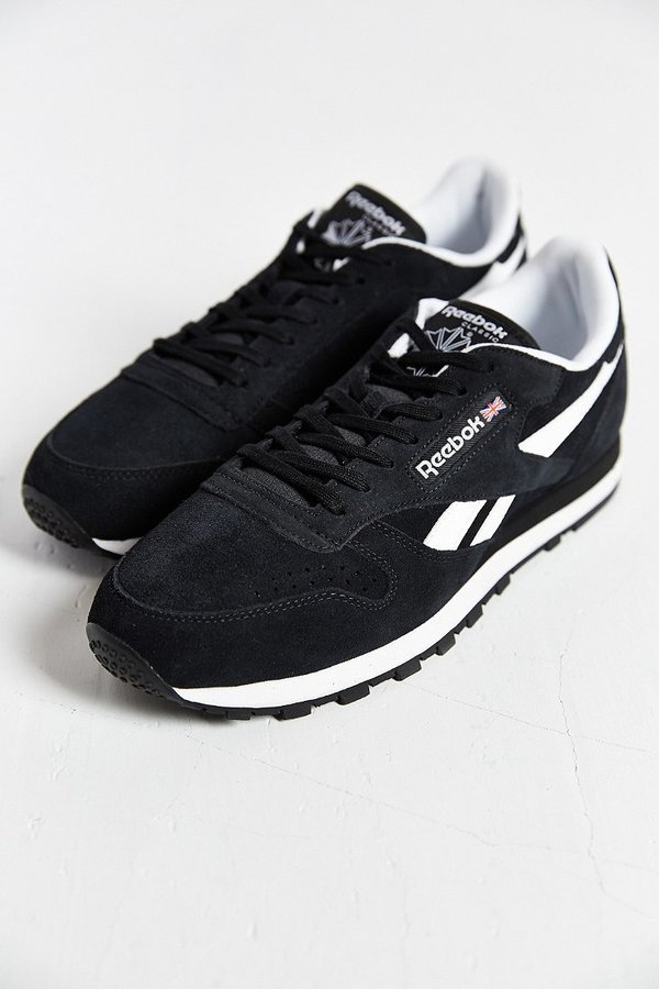 ... Reebok Classic Leather Suede Running Sneaker ... 972d8d79b