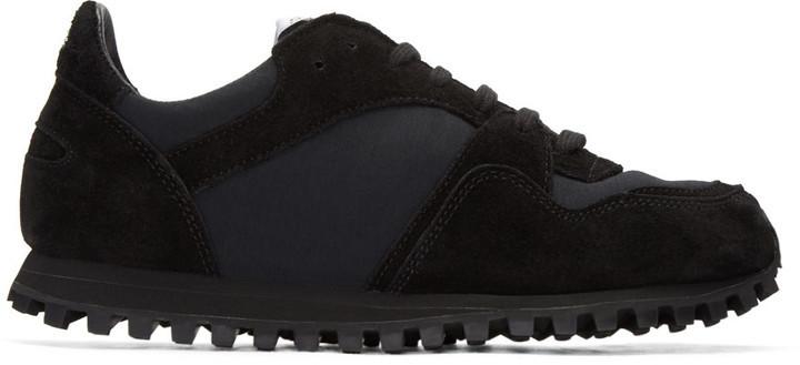 dd61a787d286 ... Comme des Garcons Comme Des Garons Comme Des Garons Black Spalwart  Edition Marathon Trail Sneakers ...