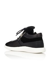 db3e5de2f152c Giuseppe Zanotti Double Zip Running Inspired Sneakers, $725 ...