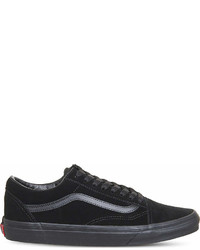 Vans Old Skool Low Top Suede Trainers