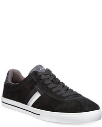 Sean John Rio 4 Suede Low Top Sneakers