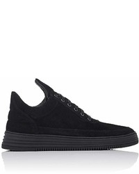 Filling Pieces Suede Sneakers