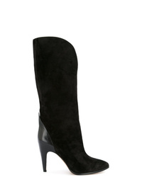Givenchy Knee Length Heel Boots