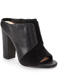 Ellie Open Toe Mules