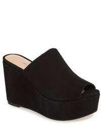 Padma platform wedge mule medium 1162002