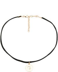 Eight By Gjenmi Jewelry Moon Star Choker