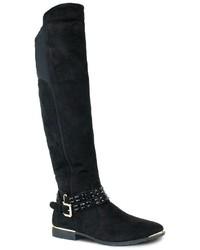 Olivia Miller Tessa Over The Knee Boots