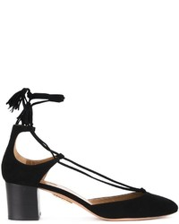 Aquazzura Boheme Tassel Pumps