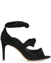 Bow detail open toe pumps medium 5144686